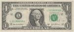 Однодолларовые купюры заменят на монеты