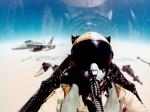 Військова авіація Росії і війська ВКО підняті по тривозі