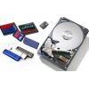 Восстановление данных информации с HDD SSD SD карт памяти USB флешки